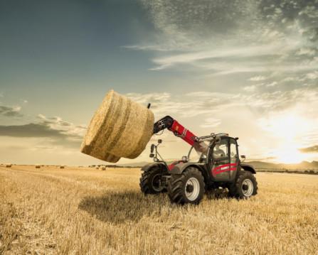 Palielināta CASE IH Farmlift teleskopisko iekrāvēju veiktspēja un uzlaboti tehniskie parametri