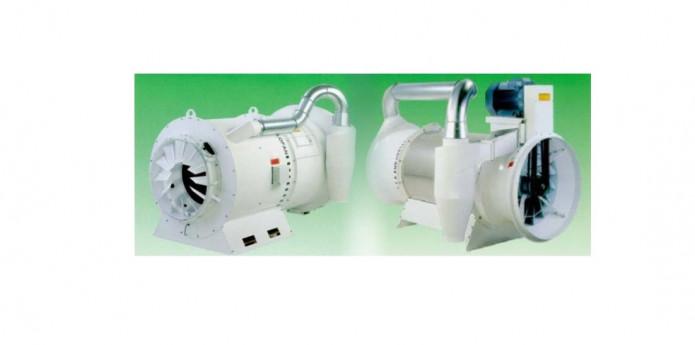 Cimbria ventiliatori - cikloni (cyclofan)