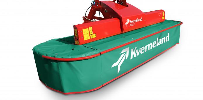 Kverneland 2828F-2832F-FS frontālā pļaujmašīna
