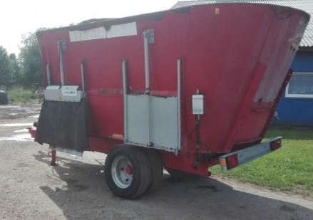 JF-Stoll lietots barības maisītājs/ dalītājs