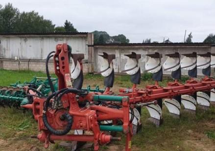 Kverneland ECOMAT 650-200 lietots arkls