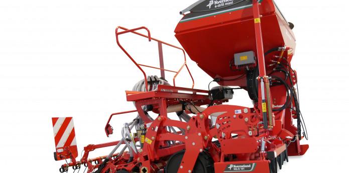 Uzkarināma pneimatiskās sējmašīnas Kverneland E-Drill
