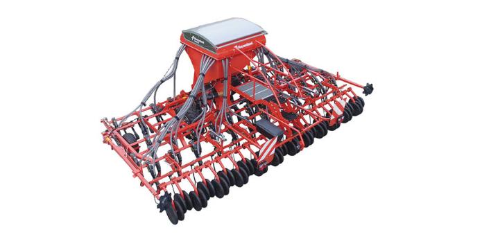 Uzkarināmās pneimatiskās sējmašīnas Kverneland TS-Drill