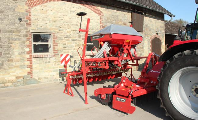 Kverneland DA pneimatiskās sējmašīnas