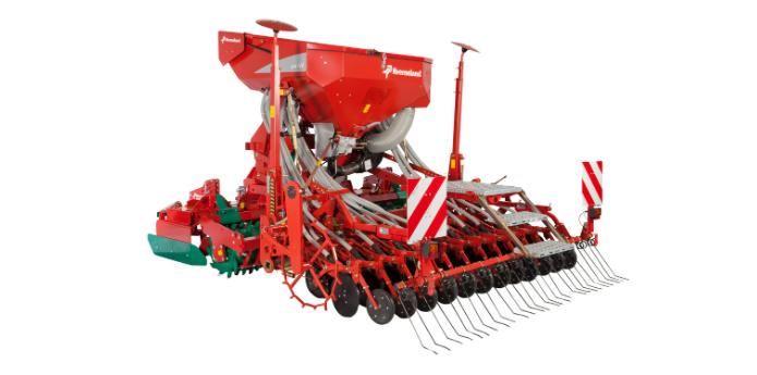 Kverneland S-Drill pneimatiskā sējmašīna