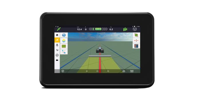 XCN-750 lauksaimniecības tehnikas monitors